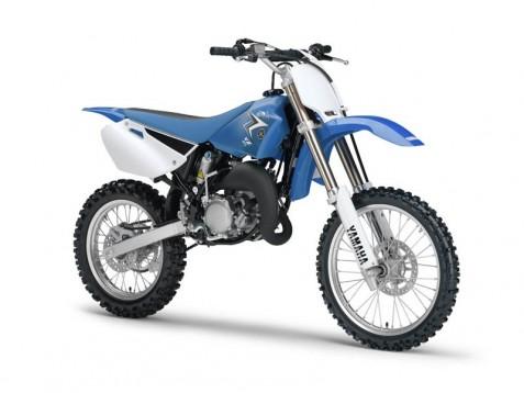 Кросаците на Yamaha за 2012 05