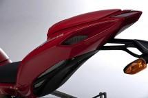 Развитието на MV Agusta F3 06