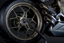 Развитието на MV Agusta F3 09