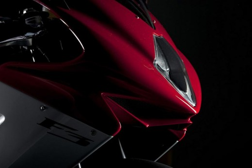 Развитието на MV Agusta F3 10