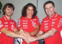 Първата жена състезател в Moto2