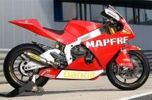 Първата жена състезател в Moto2 01