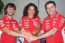 Първата жена състезател в Moto2 02