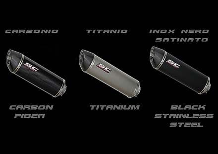 Нови ауспуси за Triumph Tiger