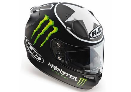 Реплика на шлема на Бен Спайс