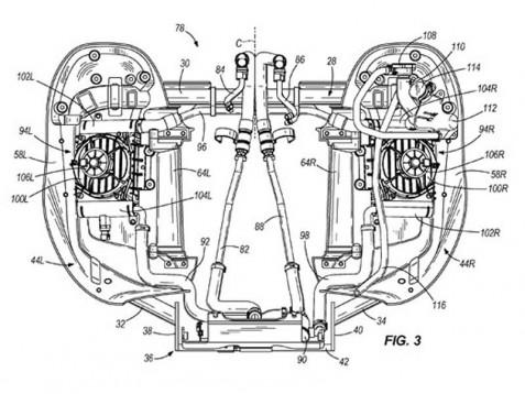 Туристическите модели Harley с патент за водно охлаждане 1