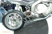 Шестцилиндров нейкд мотор от BMW 04