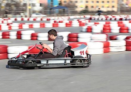 Картинг училище от Дунев Мотор Спорт