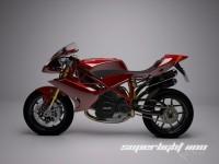 Концепцията Ducati Superlight 1100 02