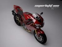 Концепцията Ducati Superlight 1100 03