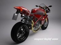 Концепцията Ducati Superlight 1100 04