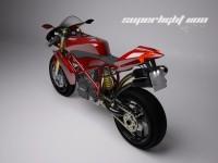 Концепцията Ducati Superlight 1100 05
