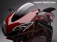 Концепцията Ducati Superlight 1100 07