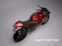 Концепцията Ducati Superlight 1100 08