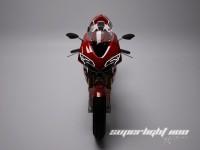 Концепцията Ducati Superlight 1100 09