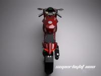 Концепцията Ducati Superlight 1100 10