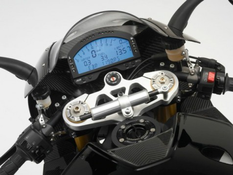 Erik Buell Racing показа лимитираната серия на мотора 1190RS 05