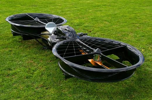 Кръстоска между мотоциклет и хеликоптер 03