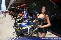 Падок момичетата на MotoGP Бареслона 2011 15