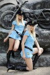 Падок момичетата на MotoGP Бареслона 2011 27