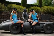 Падок момичетата на MotoGP Бареслона 2011 29
