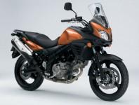 Снимки на мистериозния мотоциклет Suzuki V-Strom 2012 08