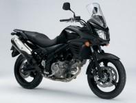 Снимки на мистериозния мотоциклет Suzuki V-Strom 2012 09
