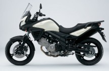 Снимки на мистериозния мотоциклет Suzuki V-Strom 2012 15