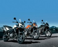 Снимки на мистериозния мотоциклет Suzuki V-Strom 2012 16