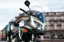 Снимки на мистериозния мотоциклет Suzuki V-Strom 2012 19