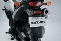 Снимки на мистериозния мотоциклет Suzuki V-Strom 2012 21