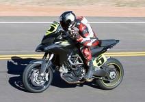 Фабричен мотор Ducati Multistrada 1200 спечели Pikes Peak с рекорд
