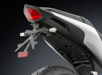 Тунинг на Rizoma за Honda Hornet 02