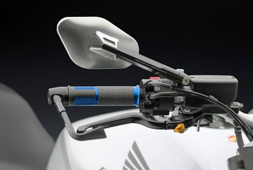 Тунинг на Rizoma за Honda Hornet 04