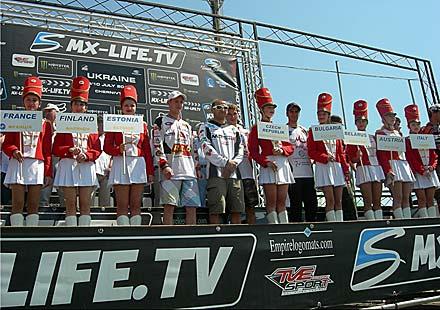 Куманов – 11-и в Световния шампионат по мотокрос