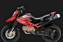 Мотоциклетче Ducati за деца 02