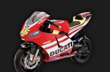 Мотоциклетче Ducati за деца 03