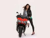 Макси скутерът Aprilia SR Max 20