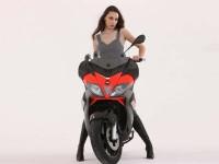 Макси скутерът Aprilia SR Max 22