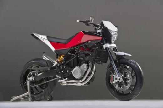 Официални снимки на мотоциклета Husqvarna Nuda 900R 03