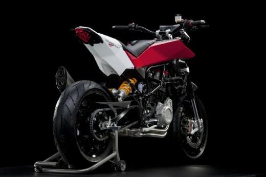 Официални снимки на мотоциклета Husqvarna Nuda 900R 17