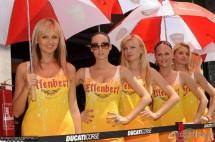 Чешките мацки на Световния супербайк шампионат в Бърно 23