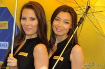 Чешките мацки на Световния супербайк шампионат в Бърно 27
