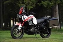 Мотоциклетът Yamaha Super Tenere със спортно бъдеще 24