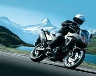 Suzuki обяви цената на мотора 2012 V-Strom 650 ABS 02
