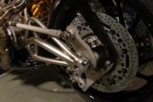 "Турбо къстъм мотоциклет ""Slugger"" 22"