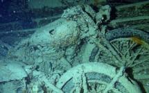 Класически мотоциклети от Втората световна война - изгубени в морето 01