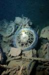 Класически мотоциклети от Втората световна война - изгубени в морето 04