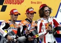 MotoGP: Подиум изцяло за Honda в Бърно