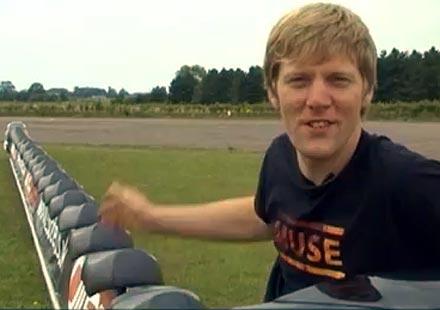 22 метров скутер в действие – носител на рекорд на Гинес